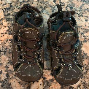 LL Bean Toddler Boys Sandals